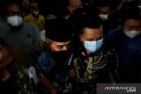 Akhmad Najib resmi di tahan di Rutan Pakjo Palembang