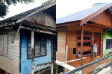 Rumah layak huni di Kalteng sejak 2017 terus meningkat, belasan ribu rumah dibedah