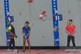 PON Papua - Raharjati Nursyamsa kalahkan catatan waktu rekor dunia panjat tebing