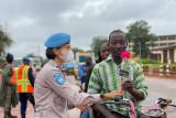 Cerita dari 'peacekeepers' di negeri berkonflik