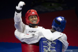 PON Papua - Taekwondo Jabar tetap optimistis meski belum meraih emas