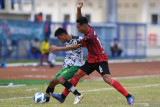 PON XX Papua - Kapten Papua Ricky Ricardo puncaki daftar top skor sementara sepak bola putra