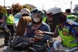 Terjaring Operasi Patuh Candi, pelanggar lalu lintas di Boyolali divaksin