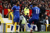 Townsend tiru selebrasi gol Ronaldo saat lawan MU