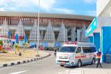 Ratusan tenaga medis disiagakan saat upacara pembukaan PON Papua