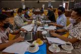 Uji Kompetensi Jurnalis di Palu