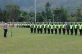 Ka Ops Deraku Cartenz pimpin apel pengamanan pembukaan PON XX Papua