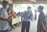 Ombudsman Perwakilan Sulsel pantau pelaksanaan SKD CASN Kanwil Kemenkumham