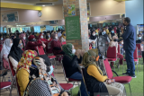 Kementerian BUMN ajak ibu-ibu Tanah Abang gabung ke Program Mekaar