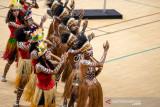 Mengenal tarian penyambutan Pangkur Sagu dalam PON XX Papua
