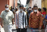 Wali Kota Gibran komitmen benahi kampung batik Solo