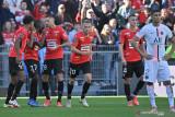 PSG dipermalukan Rennes dengan  dua gol tanpa balas