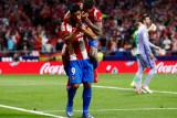 Atletico Madrid tekuk Barcelona dua gol tanpa balas