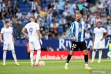 Real Madrid menyerah 1-2 di kandang Espanyol