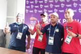 PON XX Papua : Menanti pemenang laga final impian Cabor Futsal,  Papua atau Jabar?