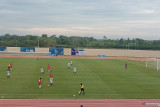 PON XX Papua - Tim sepak bola putri DKI Jakarta kandaskan Babel 1-0