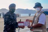 Bank Indonesia-TNI AL menggelar kas keliling pulau 3T di NTB