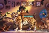 Bincang bareng animator dan koreografer film Disney