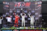 Dua pembalap Toyota Team Indonesia raih podium pertama di ITCR seri ke-3