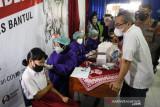 Pemkab: 5.526 pelajar SD Bantul terdata mendapatkan vaksinasi COVID-19