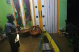 Banjir rendam rumah warga dan akses jalan terputus di Kapuas Hulu