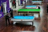 PON XX Papua - Dhendy Krhistanto tambah emas Jabar melalui biliar snooker