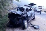 Mobil terjun ke jurang di Pusuk Sembalun akibatkan satu orang meninggal