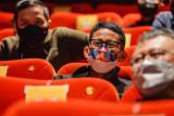 Uji coba pembukaan bioskop gerakkan industri film sebut Sandiaga