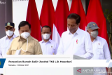 Presiden Jokowi resmikan RS Jenderal LB Moerdani di Merauke Papua