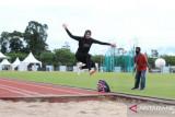 PON Papua - Atlet Cabor Atletik Kaltara Terus Matangkan Persiapan Untuk Laga