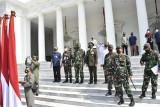 HUT ke-76 TNI akan gelar 112 alutsista di sekitar Istana Merdeka