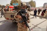 Pasukan Taliban menghancurkan sel ISIS setelah ledakan di Kabul