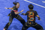 PON Papua - Jawa Timur juara umum wushu