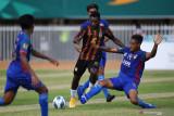 Pelatih tim sepak bola putra Papua puas dengan  skuadnya di PON