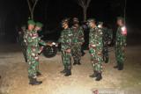 Pangdam V/Brawijaya  kunjungi Satgas Pamtas Yonif 512 di perbatasan