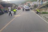 Pengendara di Banggai tewas terlindas truk