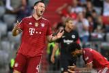 Liga Jerman-Frankfurt berikan Bayern kekalahan perdana 2-1 di Bundesliga musim ini