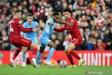 Liverpool dan Manchester City berbagi poin selepas berakhir imbang 2-2