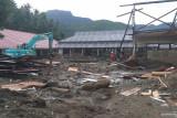 BPJN Sulut bantu percepatan pemulihan Desa Batu Merah usai banjir bandang