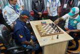 Bupati Merauke dan Kapolda Papua membuka pertandingan Catur PON Papua