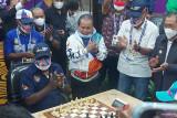 Bupati Merauke ingatkan sportivitas saat buka catur PON XX Papua