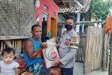 Polres Bima Kota Siap Salurkan Beras Bantuan Mabes Polri