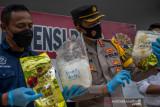 Polisi Tangkap Dua Pegawai Lapas di Palu Terkait Narkoba
