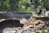 Kulon Progo uji coba mengalirkan air irigasi Kalibawang di Pantog Wetan