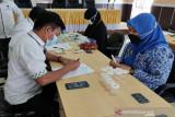 BNN Sultra tes urine pegawai BLK Kendari cegah penyalahgunaan narkoba