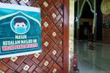 Kepri PPKM level I, sholat di Masjid tidak perlu berjarak