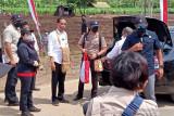Presiden Jokowi apresiasi semangat warga Sorong mengikuti vaksinasi maritim