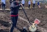 Ketua DPR mendorong program petani milienal gerakan sektor pertanian