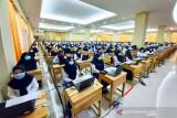 5.924 peserta telah ikuti tes SKD CPNS Kemenkumham Sulsel