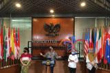 Menparekraf menyambut baik pagelaran busana di Candi Prambanan